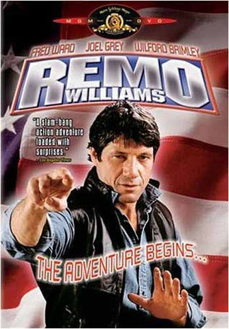 Remo Williams - The Adventure Begins DVD Movie