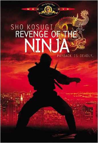 Revenge of the Ninja DVD Movie