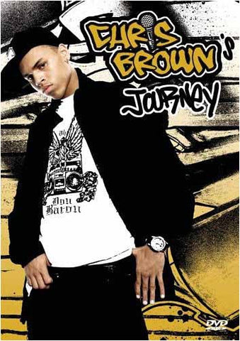 Chris Brown's Journey DVD Movie