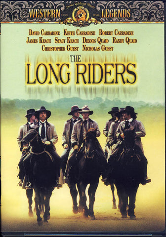 The Long Riders (MGM) DVD Movie