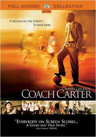 Coach Carter (Full Screen Edition) DVD Movie