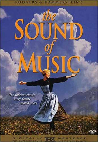 The Sound of Music (Single Disc Widescreen Edition) DVD Movie