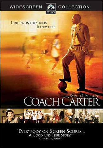 Coach Carter (Widescreen Edition) DVD Movie