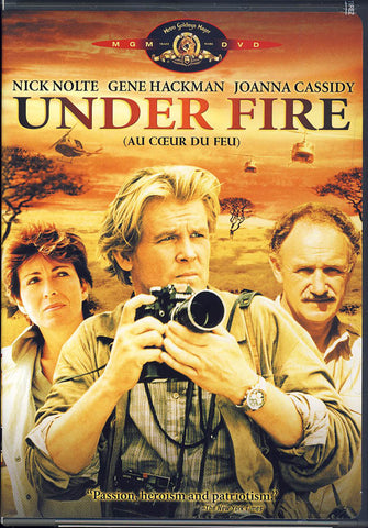 Under Fire (MGM) (Bilingual) DVD Movie