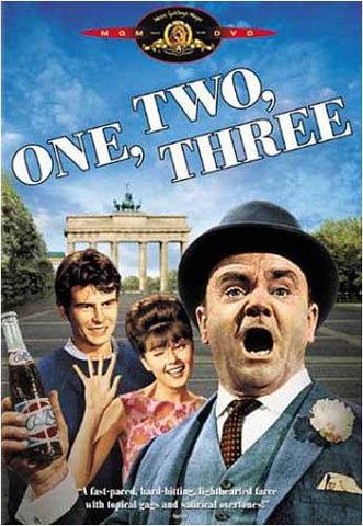 One, Two, Three DVD Movie