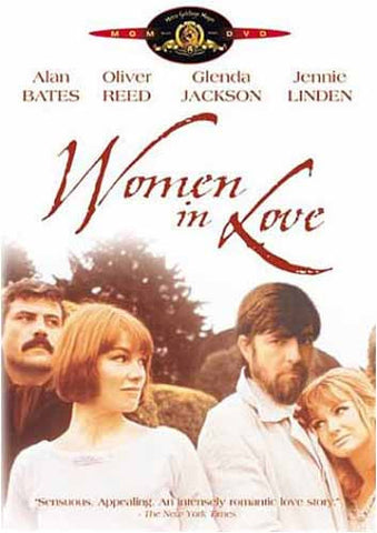 Women in Love (MGM) DVD Movie