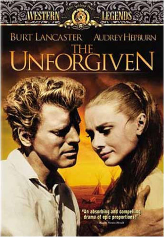 The Unforgiven (Burt Lancaster) DVD Movie
