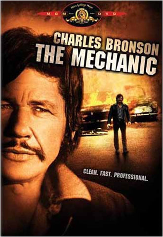 The Mechanic (MGM) DVD Movie