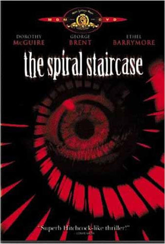 The Spiral Staircase DVD Movie
