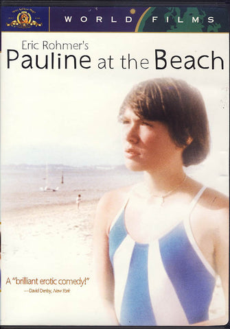 Pauline at the Beach DVD Movie