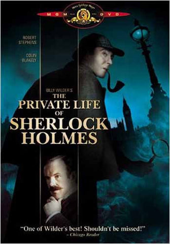 The Private Life of Sherlock Holmes DVD Movie