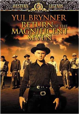 The Return of The Magnificent Seven DVD Movie