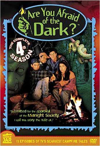 Are You Afraid of The Dark The Complete Fourth (4th) Season (Boxset) DVD Movie