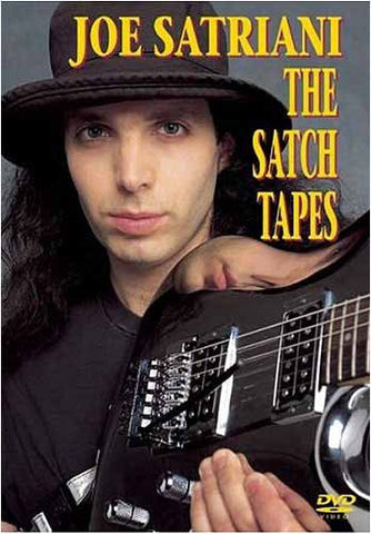 Joe Satriani - The Satch Tapes DVD Movie