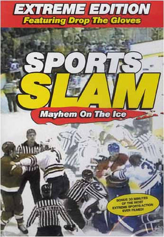 Sports Slam: Mayhem on the Ice DVD Movie