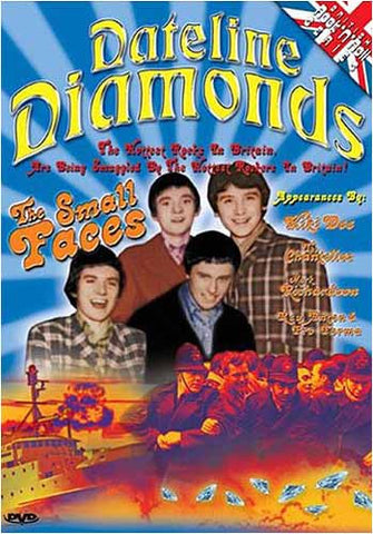 Dateline Diamonds - The Small Faces DVD Movie