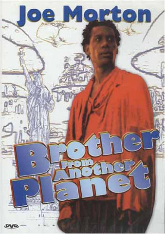 Brother From Another Planet DVD Movie
