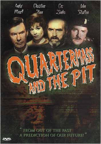 Quartermass and the Pit DVD Movie