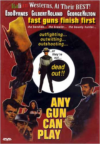 Any Gun Can Play DVD Movie