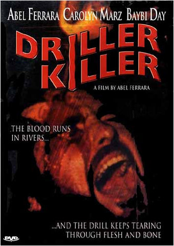 Driller Killer DVD Movie