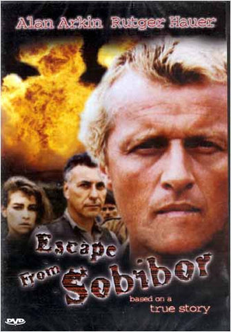 Escape from Sobibor (Guillotine Films) DVD Movie