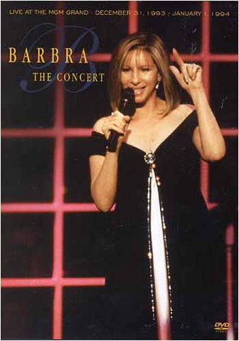 Barbra Streisand - The Concert (Live at the MGM Grand) DVD Movie
