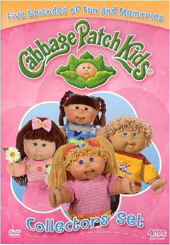 Cabbage Patch Kids - Collectors set DVD Movie