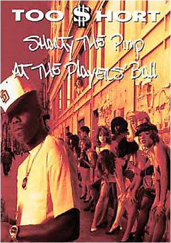Too Short - Shorty The Pimp At The Playersball DVD Movie