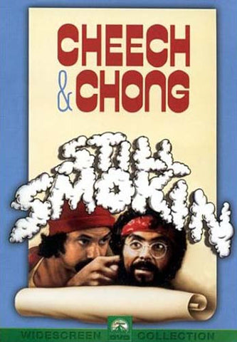 Cheech and Chong's Still Smokin' DVD Movie