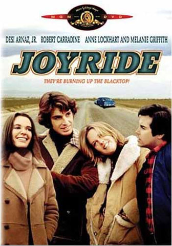 Joyride (Joseph Ruban) DVD Movie