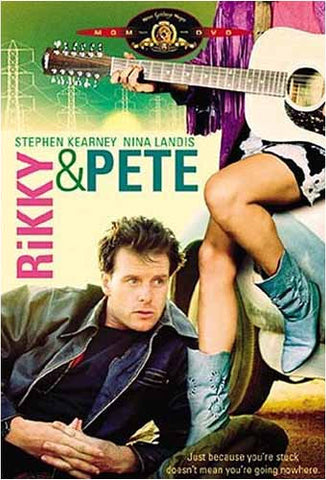 Rikky and Pete DVD Movie