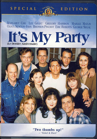 It's My Party - Special Edition (MGM) (Bilingual) DVD Movie