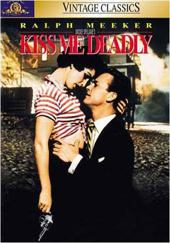 Kiss Me Deadly DVD Movie