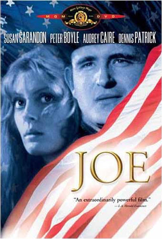 Joe DVD Movie