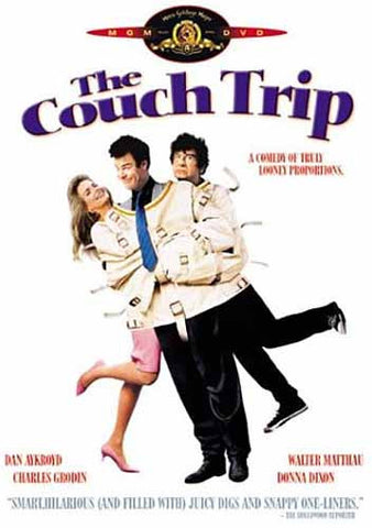 The Couch Trip (MGM) DVD Movie