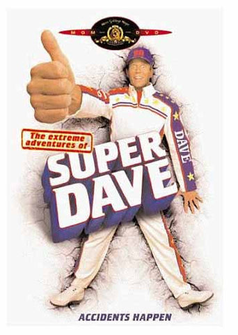 The Extreme Adventures of Super Dave DVD Movie