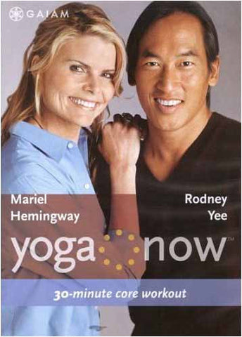 Yoga Now: 30-minute Core Workout DVD Movie