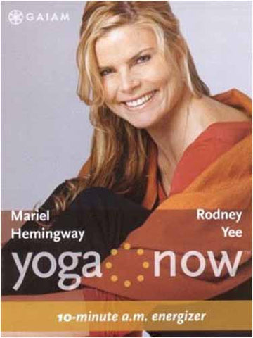Yoga Now: 10-minute A.M. Energizer & 10-minute P.M. De-stressor DVD Movie