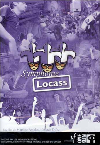 Symphonie Locass DVD Movie