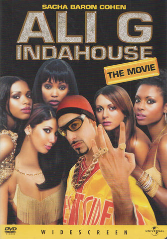 Ali G Indahouse - The Movie (Widescreen Edition) DVD Movie