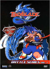 Beyblade - Battle Series vol 1