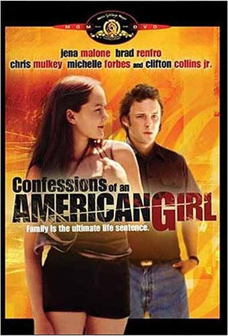 Confessions of an American Girl DVD Movie