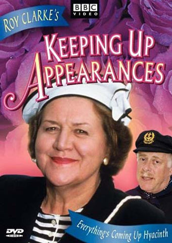 Keeping Up Appearances - Everything's Coming Up Hyacinth DVD Movie