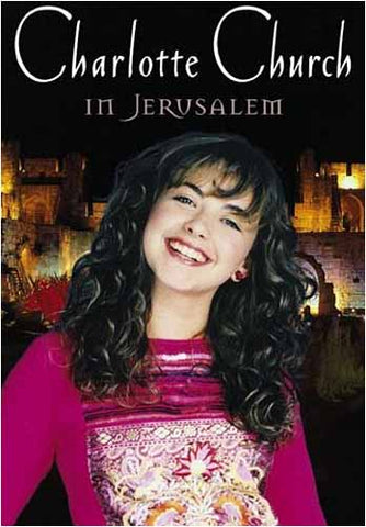 Charlotte Church - in Jerusalem DVD Movie