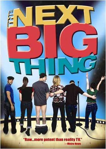 The Next Big Thing DVD Movie