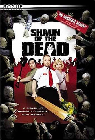 Shaun of the Dead(Bilingual) DVD Movie