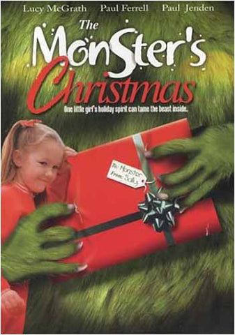 The Monster's Christmas (Fullscreen) DVD Movie