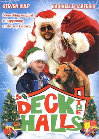 Deck the Halls (Steven Culp) DVD Movie