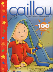 Caillou - Family Collection: Volume 11 (Bilingual)