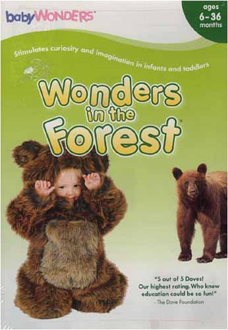 Baby Wonders: Wonders in the Forest DVD Movie